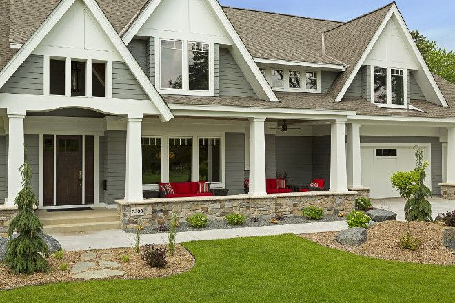 229 best images about curb appeal outdoor living are for How to build craftsman porch columns