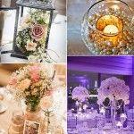 32 impresionantes ideas centrales de la boda