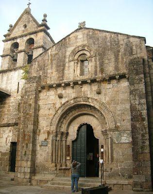 Iglesia de San Juan,  Ribadavia, Ourense.
