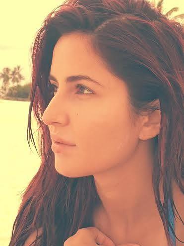 moviestalkbuzz: Katrina's First Selfie at Cannes