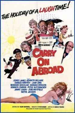 Whilst I admit I am a true Carry On movie fan, I would say that out of the 30 plus carry on films made to date; Carry On Abroad is probably one...