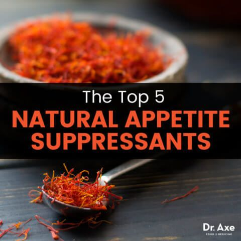 Natural appetite suppressants - Dr. Axe