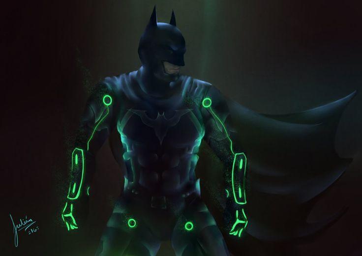 Injustice 2: Batman by MK-Dragon.deviantart.com on @DeviantArt