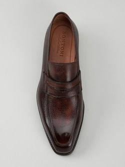 Bontoni 'Capitano' penny loafer.