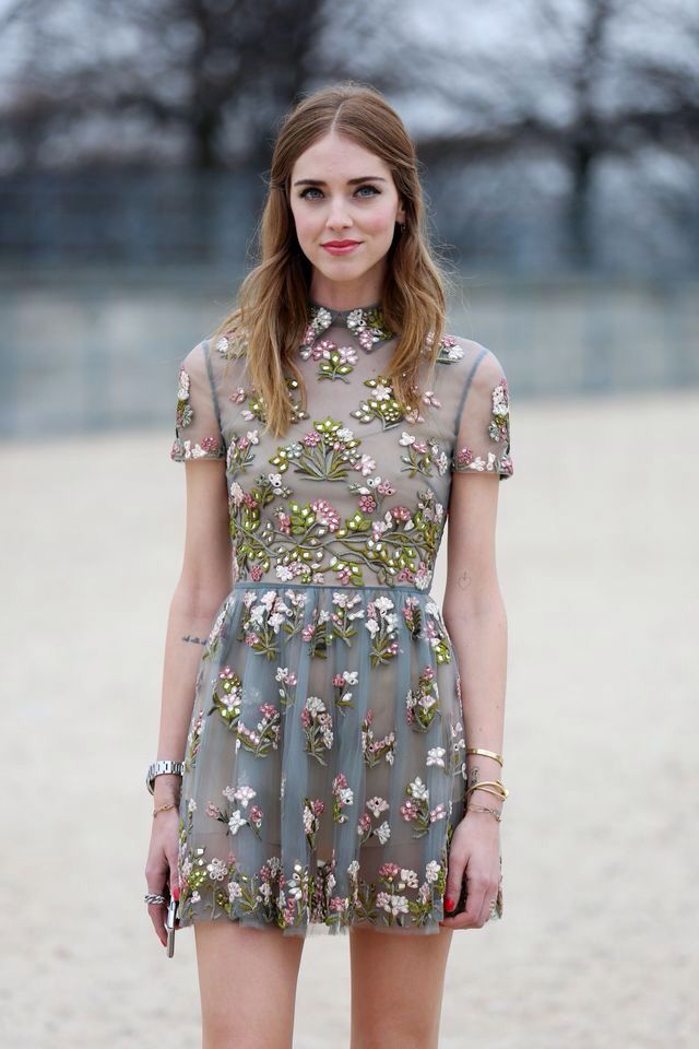Ciara's dress