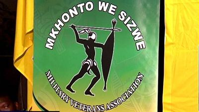 During his duration at the ANC the accused became the troop of the ANC's right wing Umkhonto we sizwe.
