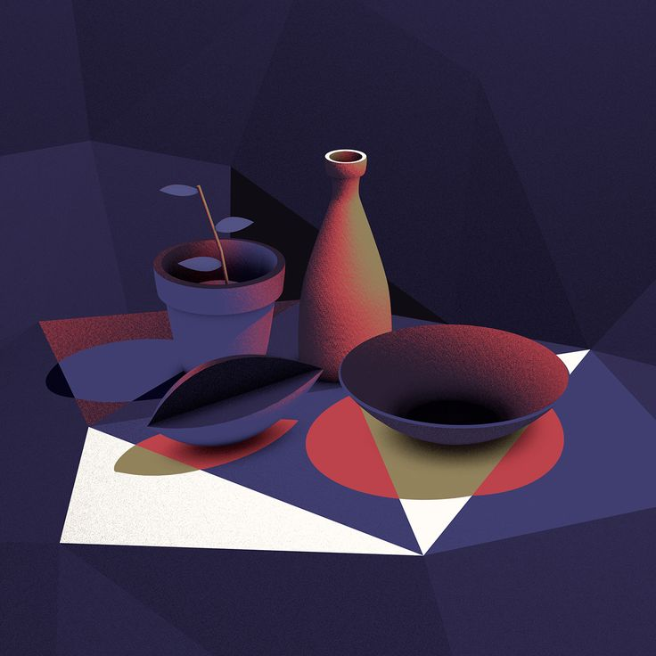Nature Morte on Behance