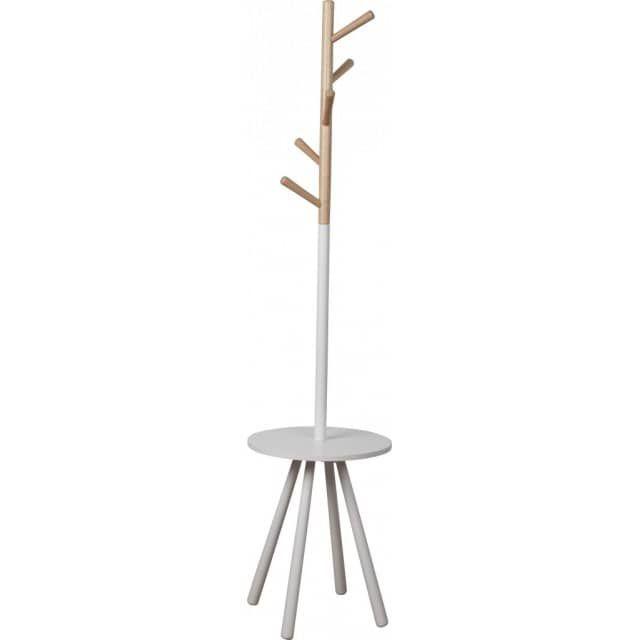 Design Kleiderständer TABLE TREE Holz von Zuiver - Trendmöbel 24
