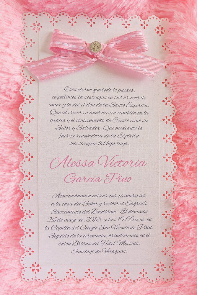 Carta De Agradecimiento A Padrinos De Bautizo P Carta De