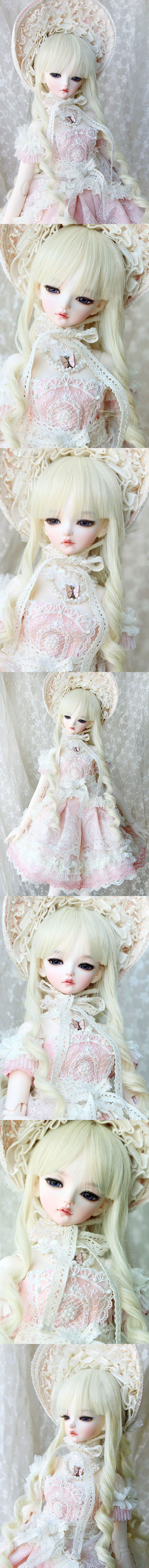 BJD Cordelia 60cm Girl Ball-jointed Doll_Limited dolls_ASLEEP EIDOLON_DOLL_Ball Jointed Dolls (BJD) company-Legenddoll