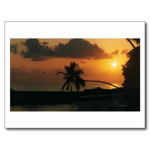 Sunset at Nakatchafushi Postcards