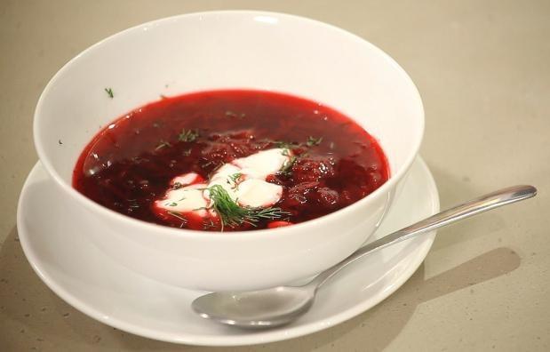 Recipe: A borscht to savour #vegetarian #glutenfree   Soups, Stews ...