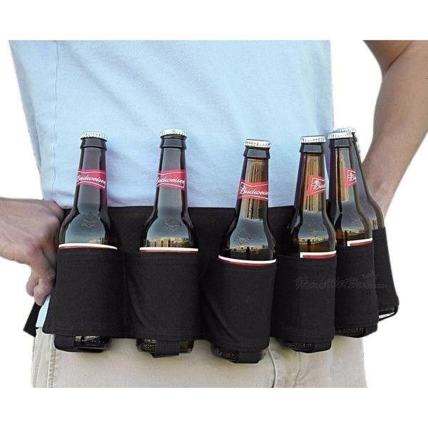 6-Pack Beer Belt!