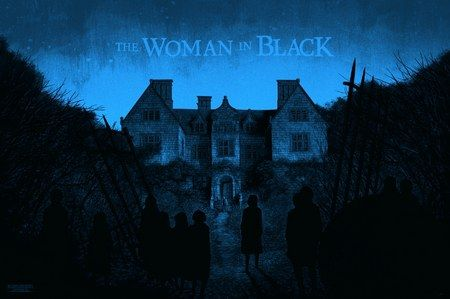 The Woman in Black via Daniel Danger