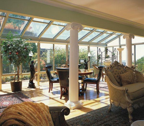 Une verrière de toit apportera la lumière à votre maison