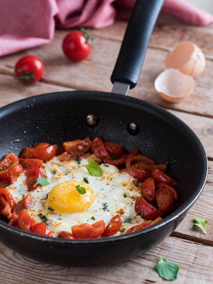 Uovo margherita – ricetta facile
