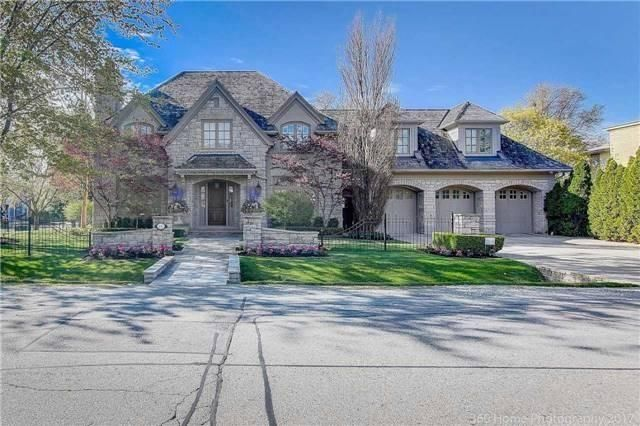 LUXURY HOME: Majestic Residence Of Approx. 7000 Sqft Plus Bsmt. Richard Wengle Architect Designed & Fin To Highest Standard For Owner. Nothing Spared. Tall Ceilings , Extensive Custom Millwork & B/I's, Paneling & B/I's Thru-Out The House. 3rd Flr Dressing Room/Loft. Quiet Cul-De-Sac. Award Winning Landscaping Includes Oversized Salt Water Concrete Pool, Lit Basketball Court, Cabana W/ 2Pc, Huge Terrace & Magnificent Plantings. Second Kitchen In Basement. Move In Ready!!
