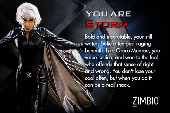 X-men Personality Quiz 2