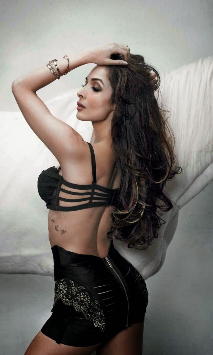 Malaika Arora Khan Hot Bikini Photoshoot For MAXIM