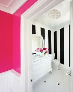 Everything BUT the tile...  I love this for Savanna's teenage rooms <3