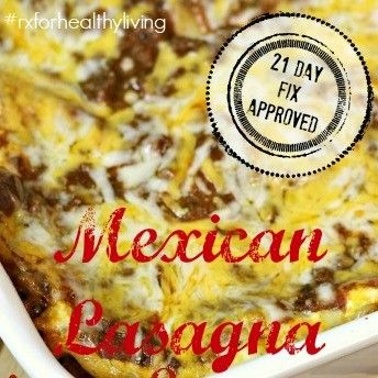 Family friendly dinner and it's 21 Day Fix approved! I'm always looking for ways to adapt family favorite recipes into dishes that comply wi...