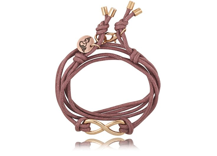 Bransoletka By Dziubeka #bydziubeka #jewelry #infinity