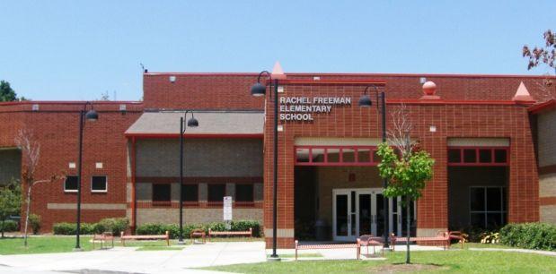 Rachel Freeman Elementary School of Engineering 2601 Princess ...