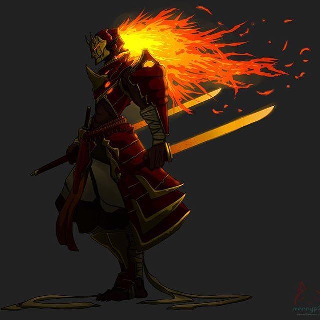 Flame 🔥 oni samurai by mannyp25 • • • • • • • • •  #shinobi #assasin #warrior #samurai #manga #ниндзя #katana #art #digitalart #бусидо #japan #bushido #катана #воин #fantasy #blade #Ninja #самурай #Япония #samurai #japan #japanese #japan🇯🇵 #japanesestyle #anime  #animeart #fantasyart#drawings#asian #ronin #ронин