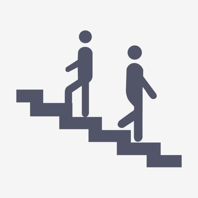 Down Stairs Stairs Up And Down Double Rows Png Transparent Clipart Image And Psd File For Free Download Clip Art Prints For Sale Isometric Illustration