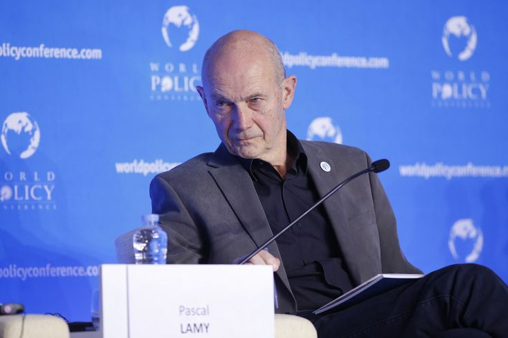 """""""The relationship between trade and politics, whether domestic or international, is fundamentally changing as we are transitioning from an old world of trade into a new one, and we are somewhere in between these two worlds"""" - Pascal Lamy, Honorary President of Notre Europe and former Director-General of the WTO"""