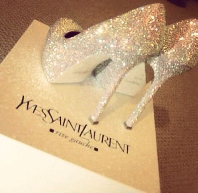 To die for!! Yves Saint Laurent