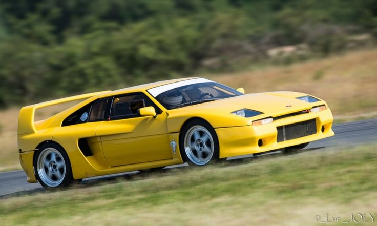 VENTURI 400 TROPHY Race car