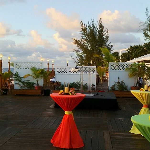 The History & Charm Of The Grand House With a Modern Twist Of The Spacious Waterfront Deck & Stunning Views Of The Caribbean Sea Will Sure Impress Your Guests Near & Far.