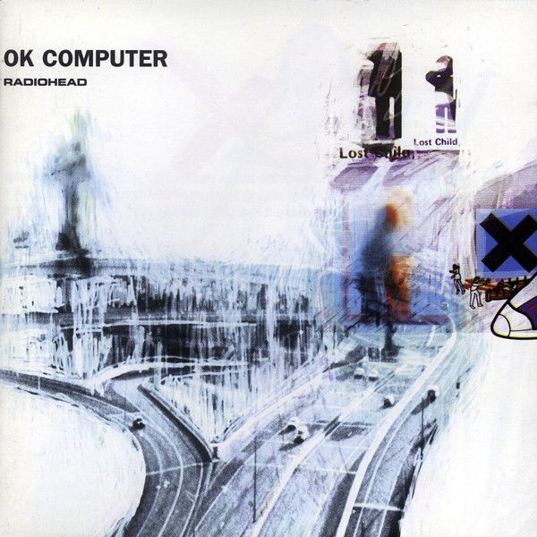 "#1: ""OK Computer"" by Radiohead - listen with YouTube, Spotify, Rdio & Deezer on LetsLoop.com"