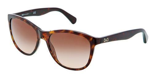 Dolce & Gabbana Occhiali da sole: modello DD 3091 per la Collezione Donna. Montatura Tonda in Havana e Lente Marrone.