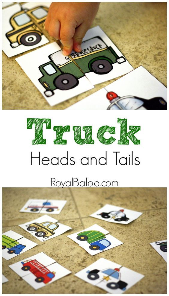 手机壳定制where to buy legit air jordans online Trucks and transportation themed Heads and Tails cards free printable