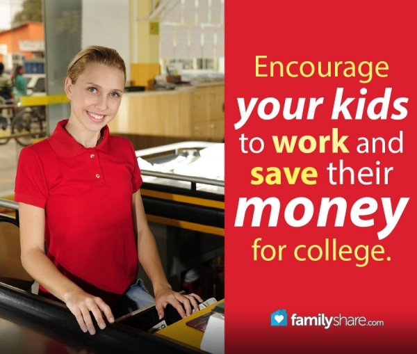 FamilyShare.com l 8 tips for getting 8 #kids through #college