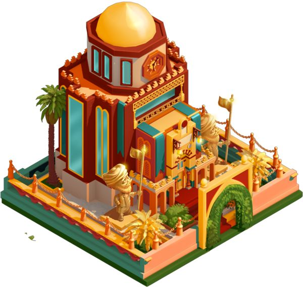 ElMadinah Game Art on Behance