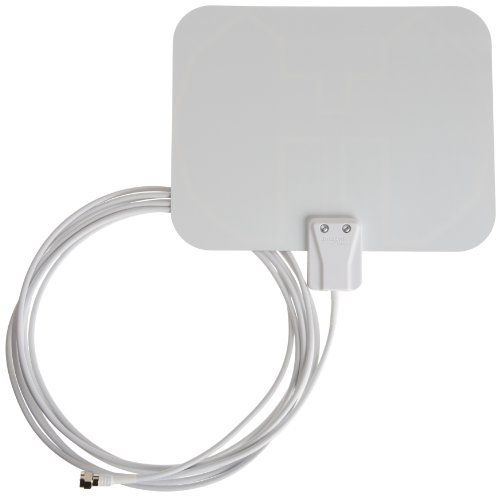 Here's the cheaper indoor antenna, which you can just plunk down somewhere in your tv room. it may not get every channel, but I bet that's not that important to you. its also prim eligible!! ///  AmazonBasics Ultra-Thin Indoor HDTV Antenna - Made in USA AmazonBasics http://smile.amazon.com/dp/B00DIFIM36/ref=cm_sw_r_pi_dp_McB5tb03G4EYW