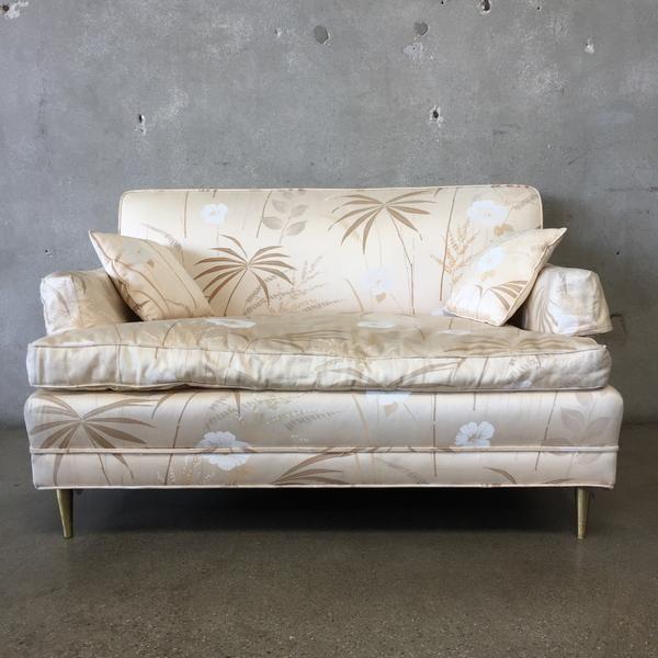 Vintage Silk Love Seat 30 1 2 X 49 X 34 Love Seat Seating Furniture Store