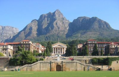 The University of Cape Town, South Africa's oldest university