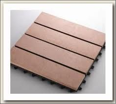 Providing the best WPC Decking solution is what we are specialised in. We provide the finest range of WPC Decking Tiles and thus have garnered wide reputation amid the prominent WPC Decking Supplier