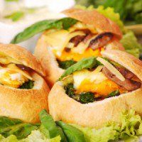 Рецепт-Панини с маролем | Бутерброды