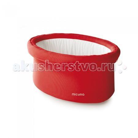 Micuna Smart Textile Basket без подставки  — 10400р. -----------  Колыбель Micuna Smart Textile Basket без подставки  Маленькая колыбелька с мягкой корзиной без подставки – идеальный вариант для новорождённого. Большая детская кроватка великовата для малыша: обширное пространство матраса не создаёт необходимого ощущения уюта и защищённости. А в маленькой мягкой корзине, скрытой от внешнего мира высокими бортиками, ребёнок чувствует себя по-домашнему спокойно. Конечно, самое лучшее место для…