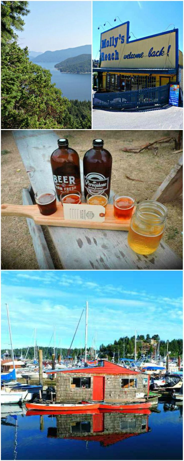 17 best images about bottoms up on pinterest for Small east coast beach towns