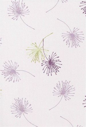 'Breeze lavender' Senses Roller blind.
