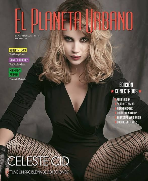 Celeste Cid, El Planeta Urbano Magazine [Argentina] (May 2014)