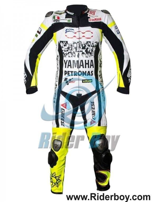 Yamaha Petronas VR46 500 MotoGP Motorbike Leather Suit