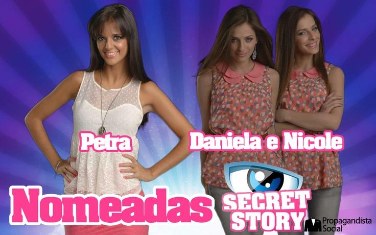 Secret Story: Gémeas e Petra Nomeadas