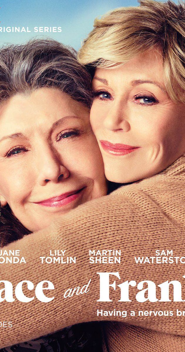 Created by Marta Kauffman, Howard J. Morris. With Jane Fonda, Lily Tomlin, Martin Sheen, Sam Waterston. Finding out that their husbands are not just work partners, but have also been romantically involved for the last 20 years, two women with an already strained relationship try to cope with the circumstances together.